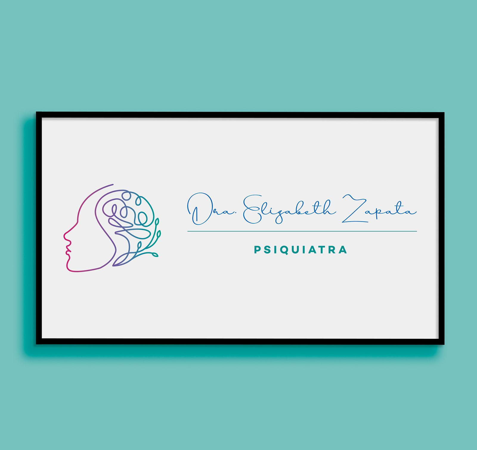 Identidad Corporativa Dra Elizabeth Zapata