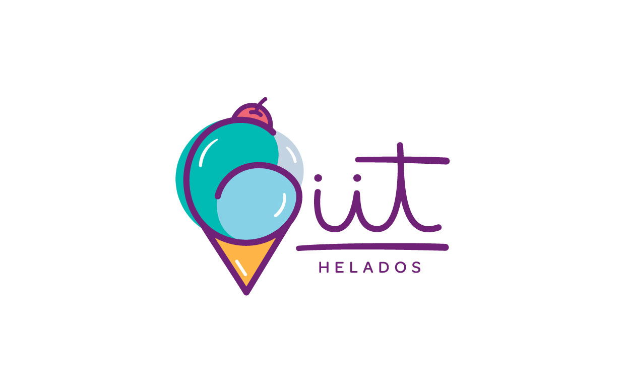 Identidad Corporativa GUT - Helados