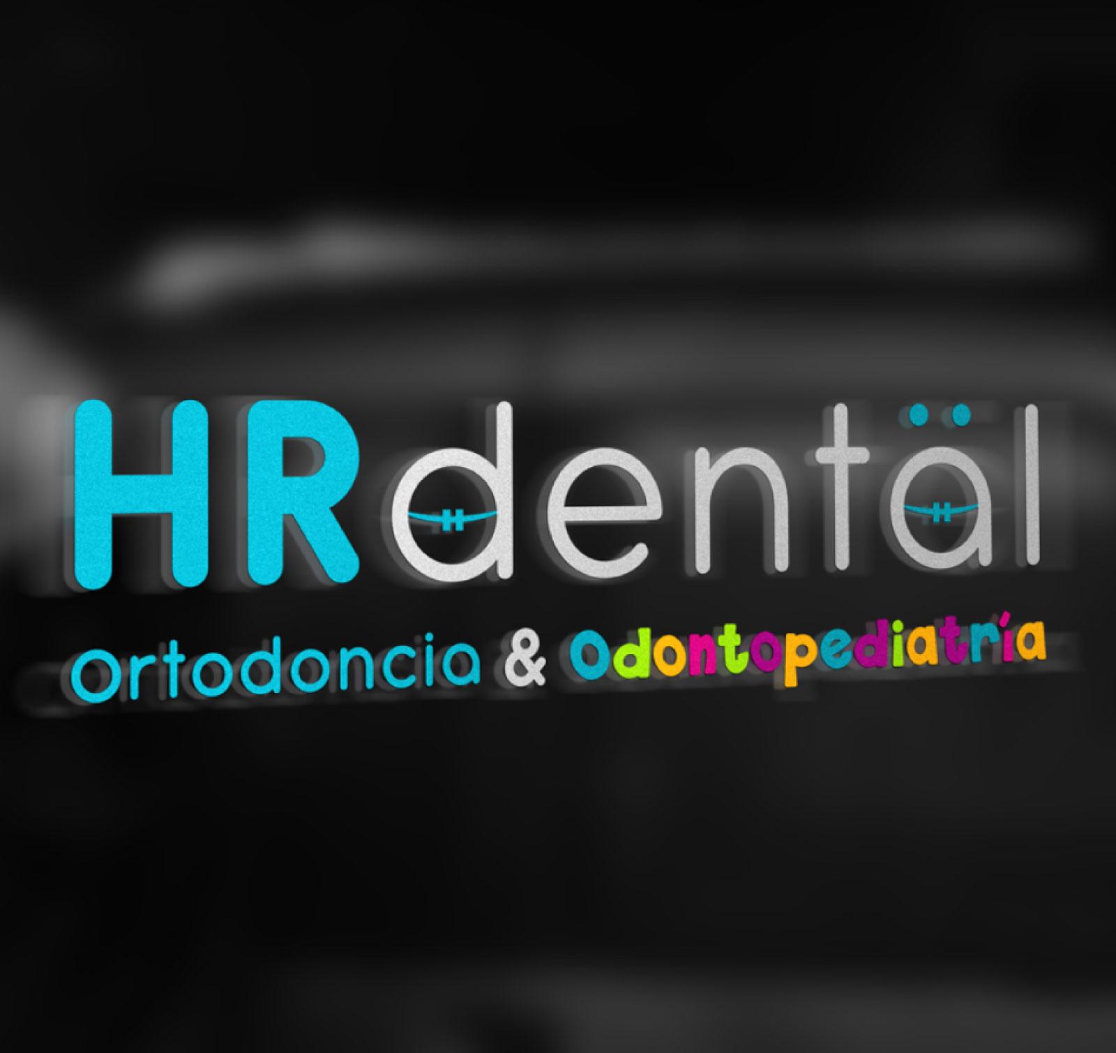 Identidad Corporativa HR Dental