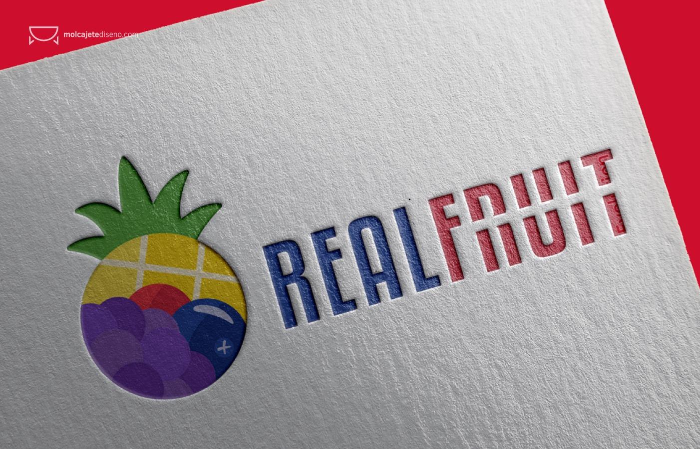 Identidad Corporativa Real Fruit