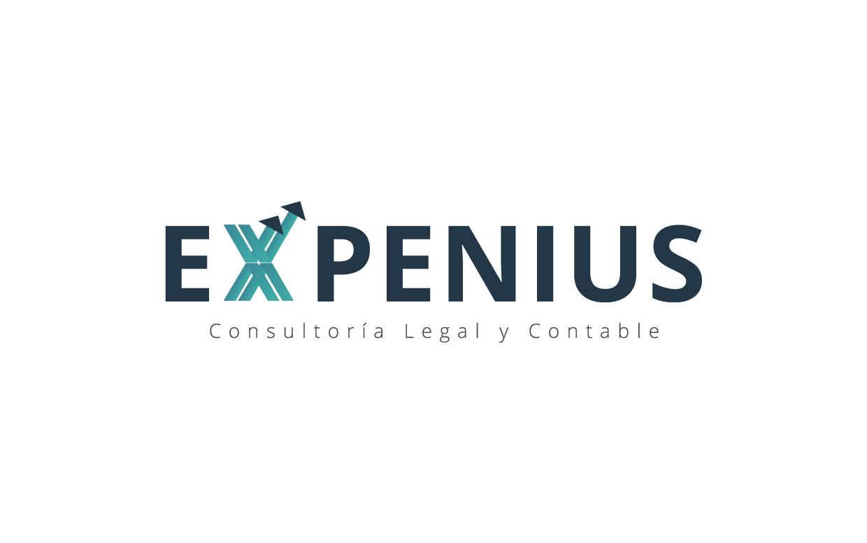 Identidad Corporativa Expenius