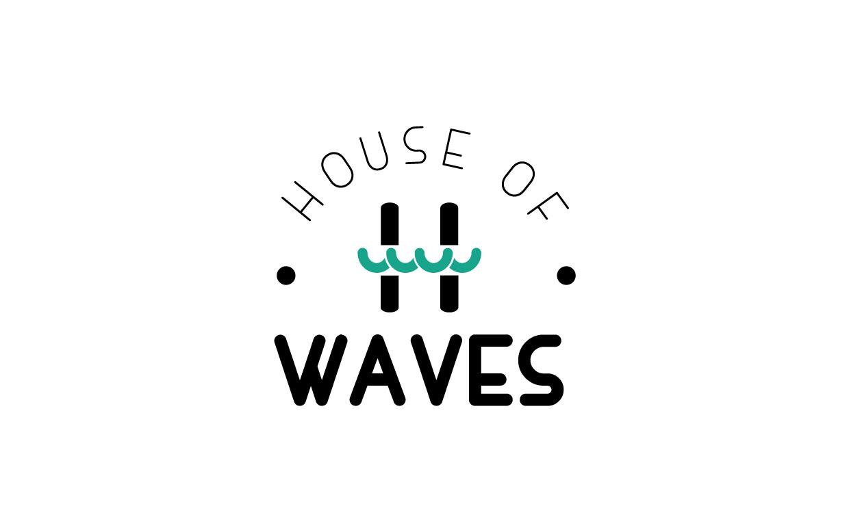 Identidad Corporativa House of Waves