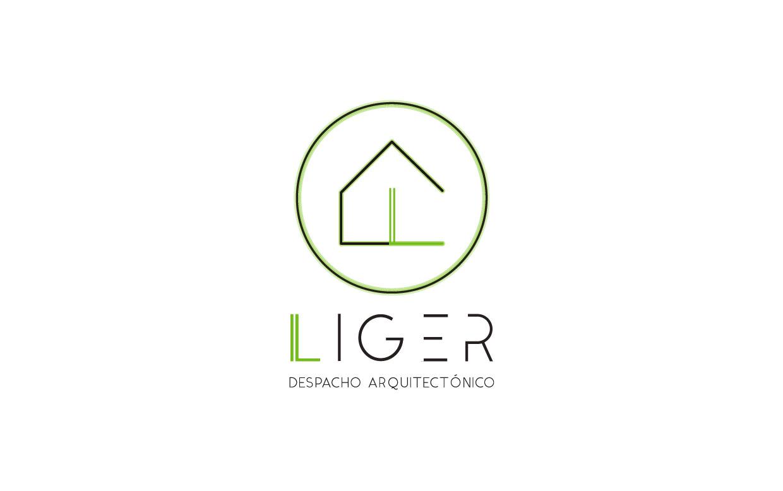 Identidad Corporativa Liger Despacho Arquitectónico