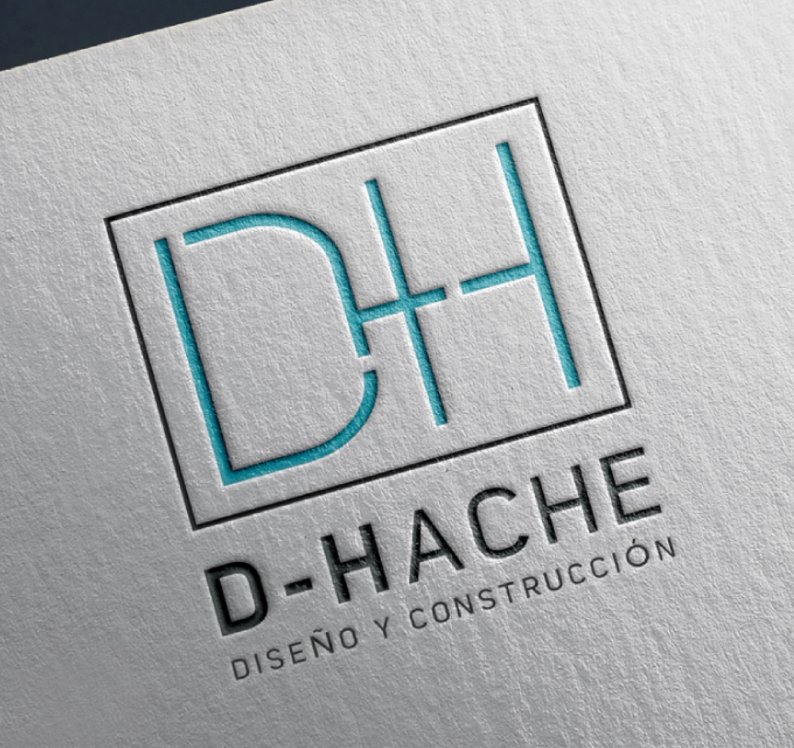 Identidad Corporativa D-HACHE