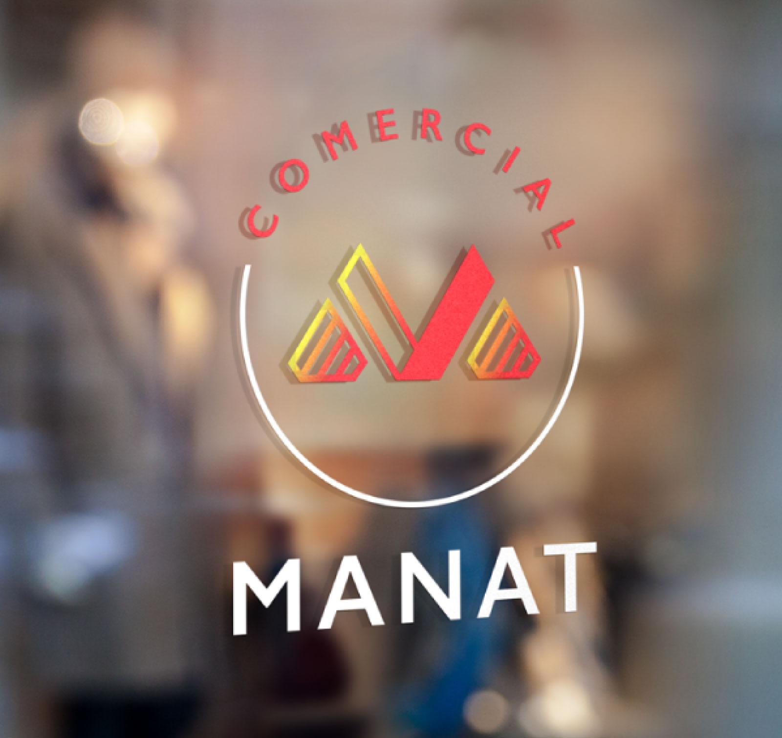 Identidad Corporativa Manat