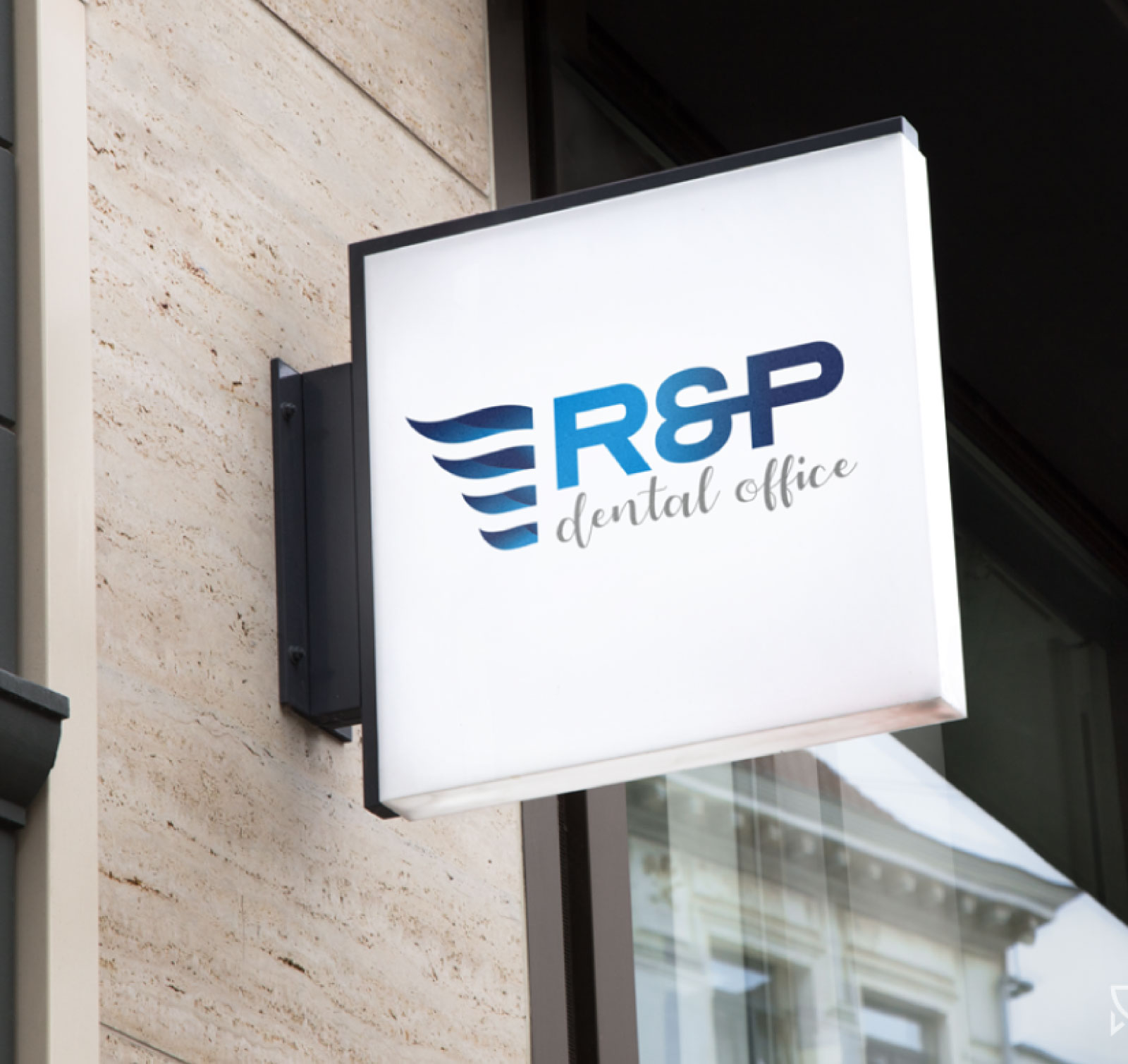 Identidad Corporativa RP Dental Office