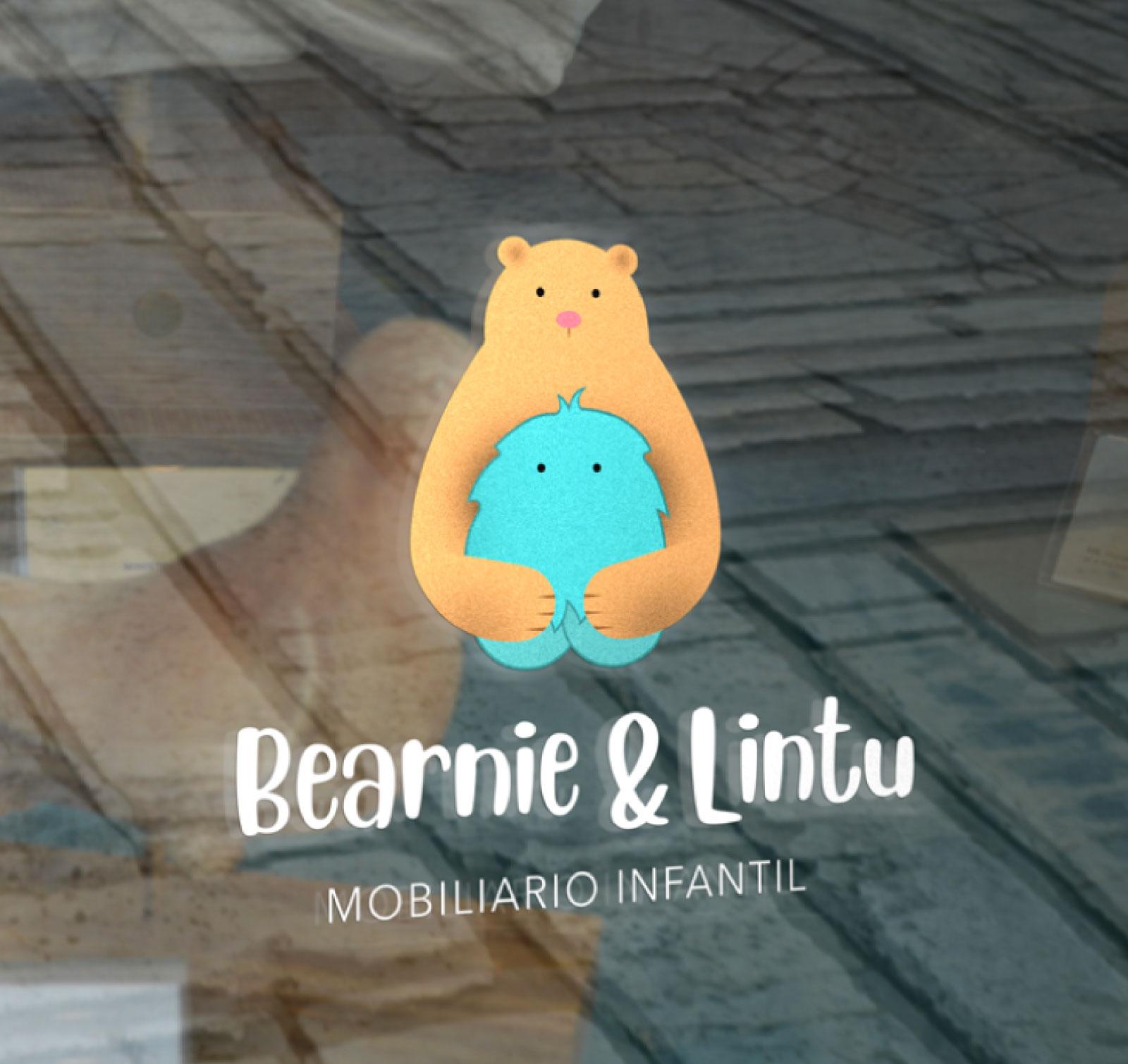 Identidad Corporativa Bearnie Lintu