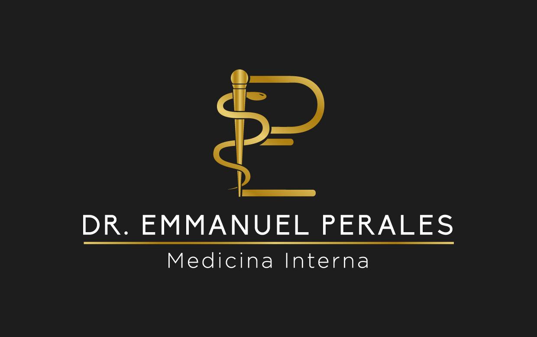 Identidad Corporativa Emmanuel Perales