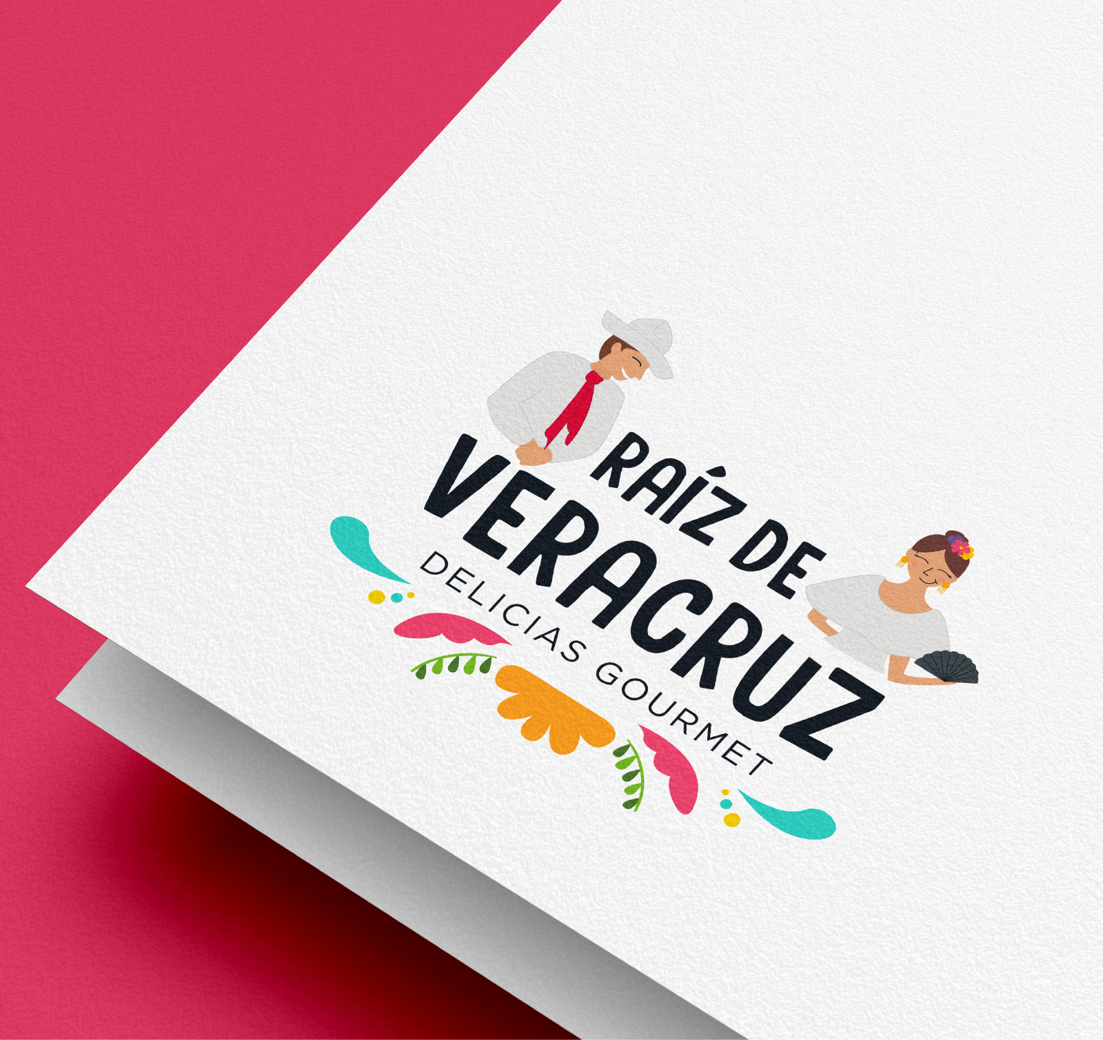 Identidad Corporativa Raíz de Veracruz