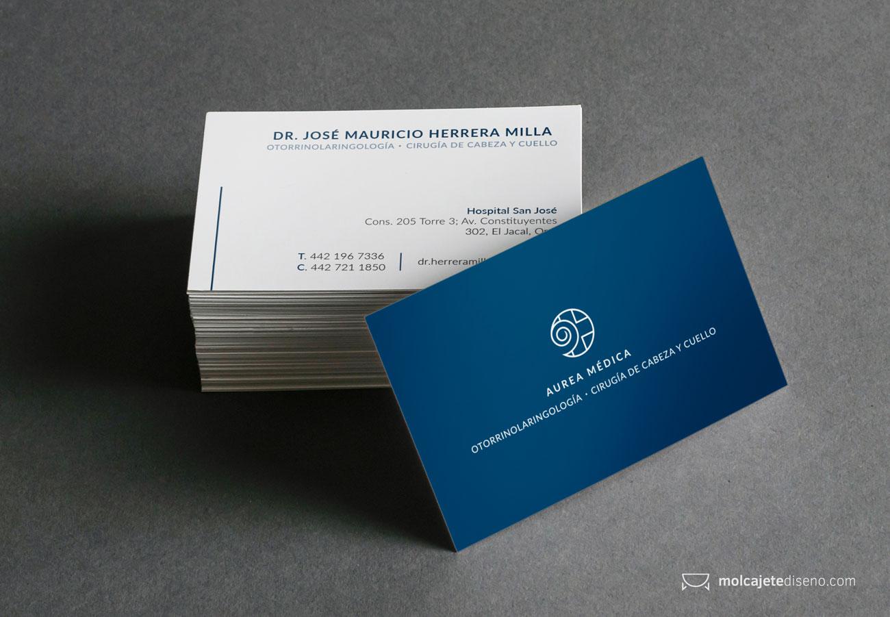 Identidad Corporativa Aurea-Medica